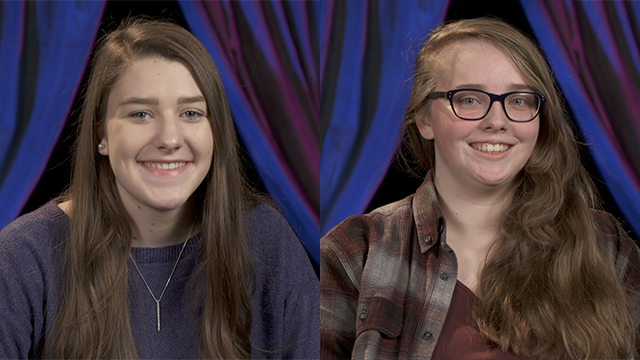 WVIA Artists of the Week: Emma Zipprich and Miranda Button